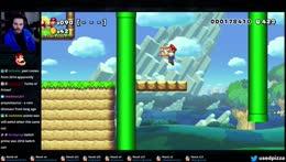 Mario Maker vs. iateyourpie for DOLLARYDOOS