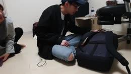 [한국어|ENG|韓國企鵝妹] -  Before going to HK