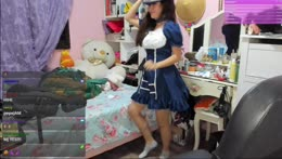 [SG,CHI/ENG] MAID COSTUME COSPLAY!! U boxing gifts from my viewersss |2$ TTS 5$ MEDIA|