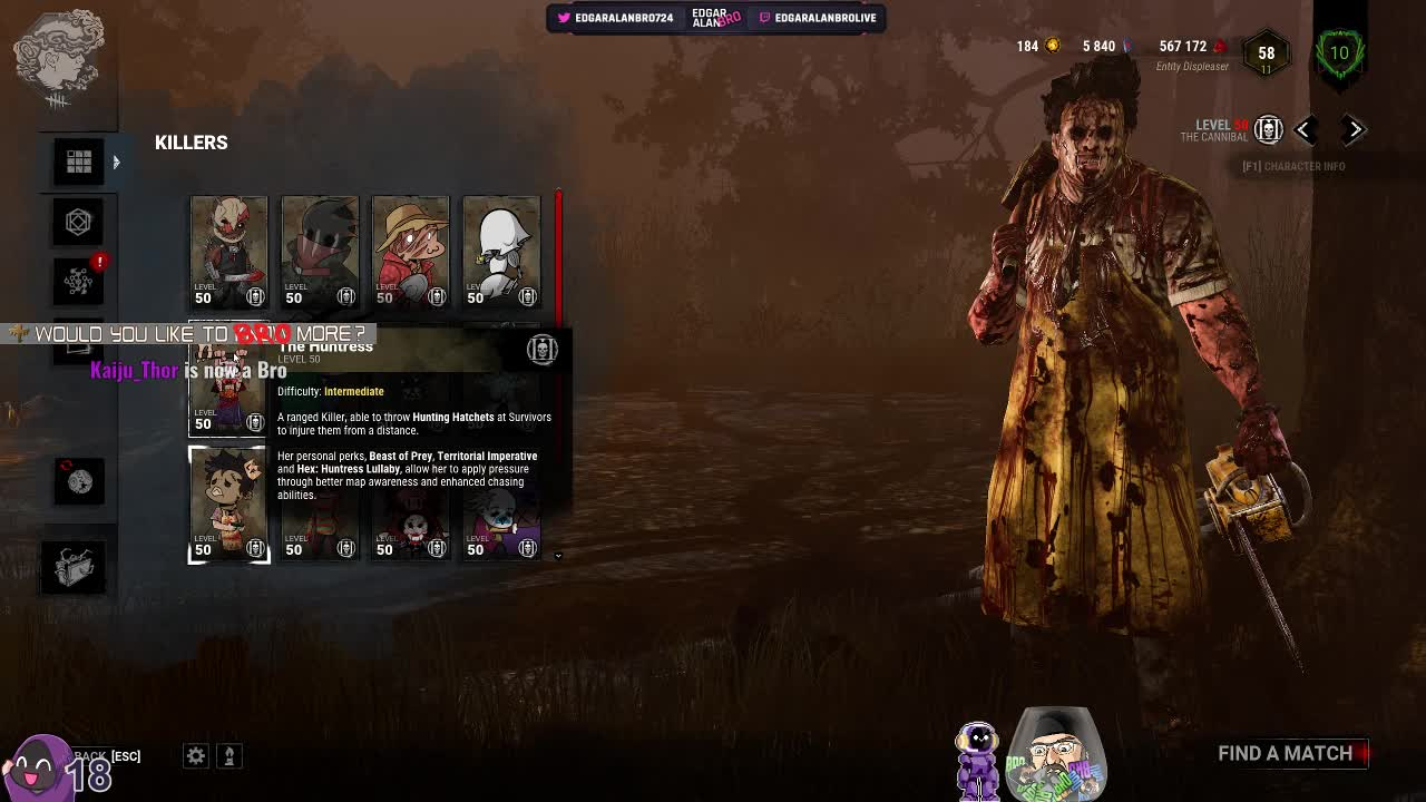 Are portrait and icon Mods a Bannable Offense? — Dead By Daylight