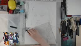 Drawing+Charcoal+portrait+with+Jex%2C+Dk+and+Blaze