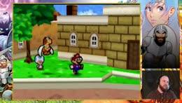 Paper+Mario%2C+blind+run+original+hardware