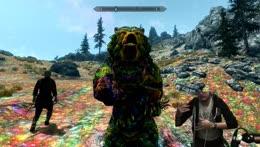 criken+bear+dance