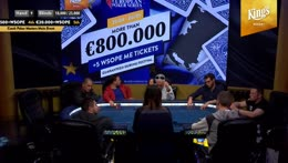 €90.000+ FOR 1ST - Day 2 Czech Poker Masters ME -  Live from King's Resort Rozvadov