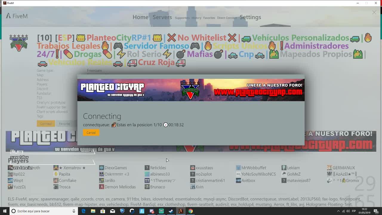 GTX_LICHA - FiveM con Prablox / Oxey Familia (Arg/Esp) - Twitch