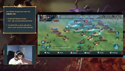 Mobile Royale Game Trending All EN   Twitch Clips
