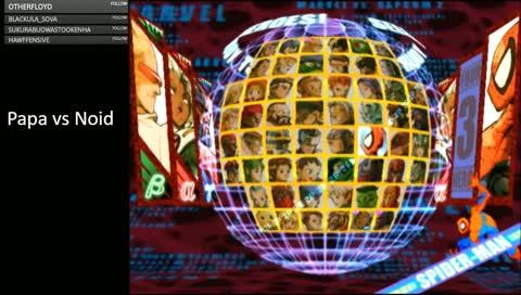 Marvel vs Capcom 2 Short Stream