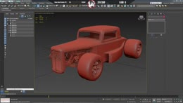 Modelling F1 Hustler then RP | NoPixel Car Dev