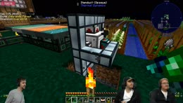 Minecraft w/ Lewis, Sjin, Duncan and Ped!