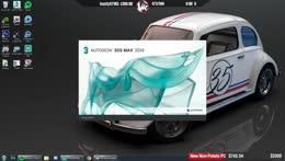 Modelling Denzel's Hustler | NoPixel Tuner Car Dev