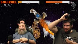 The Beard and Squirrel Slayer Come hang out and talk!