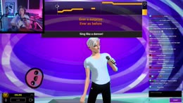 trying out twitch sings for the first time! #ad