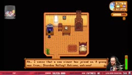 First time Stardew'ing this. !amazon