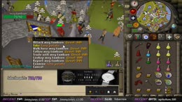 PVP World Pking !claws