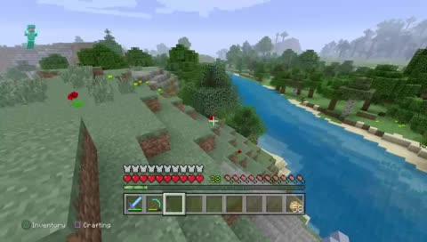 (playing with viewers) grind for twitch affiate,minecraft(ps4) (trying to get 130 followers)