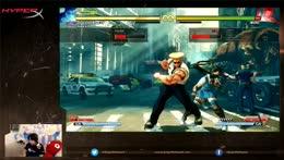 Street Fighter Vをやります