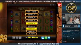 🤑 RAW CASINO SLOTS ON !VIDEOSLOTS 🤑 - Write !nosticky1 or 2 in chat for the best casino bonuses - @Casinodaddy On Social Media