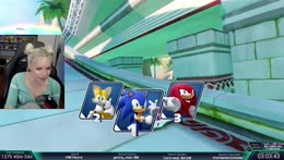 [Sonic Racing!] Subathon Marathon! | amazon.com/shop/seriousgaming