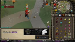 Pvp Worlds Pking in Big Risk !claws