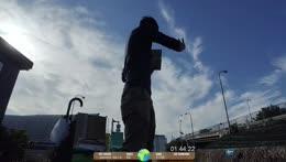 Hitchhiking Japan ( Day 26 ) Location: Osaka !eye