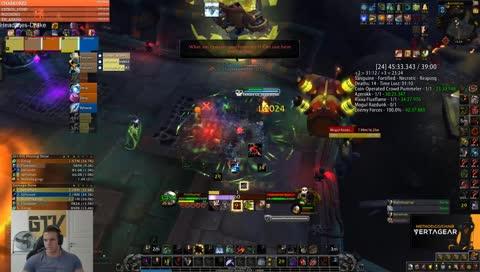 Gingi <Method EU> 3x MDI Champion  doing some Mythic+ Updated UI