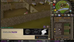 Pking with viewers :) !claws