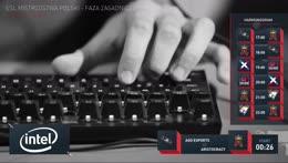 AGO Esports vs Aristocracy   ESL Mistrzostwa Polski Wiosna 2019   W4D2