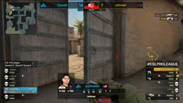 LIVE: CS:GO - eUnited vs. Cloud9 | Ghost vs. Infinity - ESL Pro League Season 9 - Americas Round 2