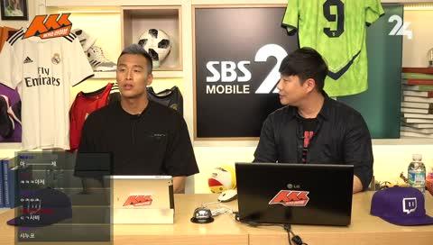 배거슨 라이브 ㅅㅅㅅ 오늘은 한국 대표 스트라이커 김신욱 선수와 함께 합니다~!! 컴온 #배성재 #스스스