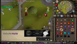 High Risk PvP Pking !claws