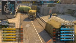 LIVE: CS:GO - Heroic vs. Natus Vincere - Round 2 Group B - ESL Pro League Season 9 Europe