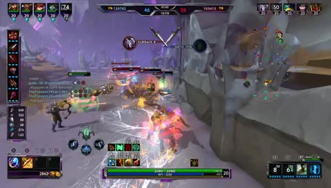 [PS4] Ranked conquest/ADC