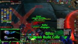 kadet pugs - BWL + MC - tank + raidleader POV