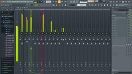 Flstudio Song Making