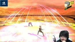 adachi takes out himself