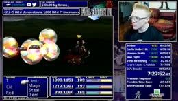 Final+Fantasy+7+100%25+Speedrun
