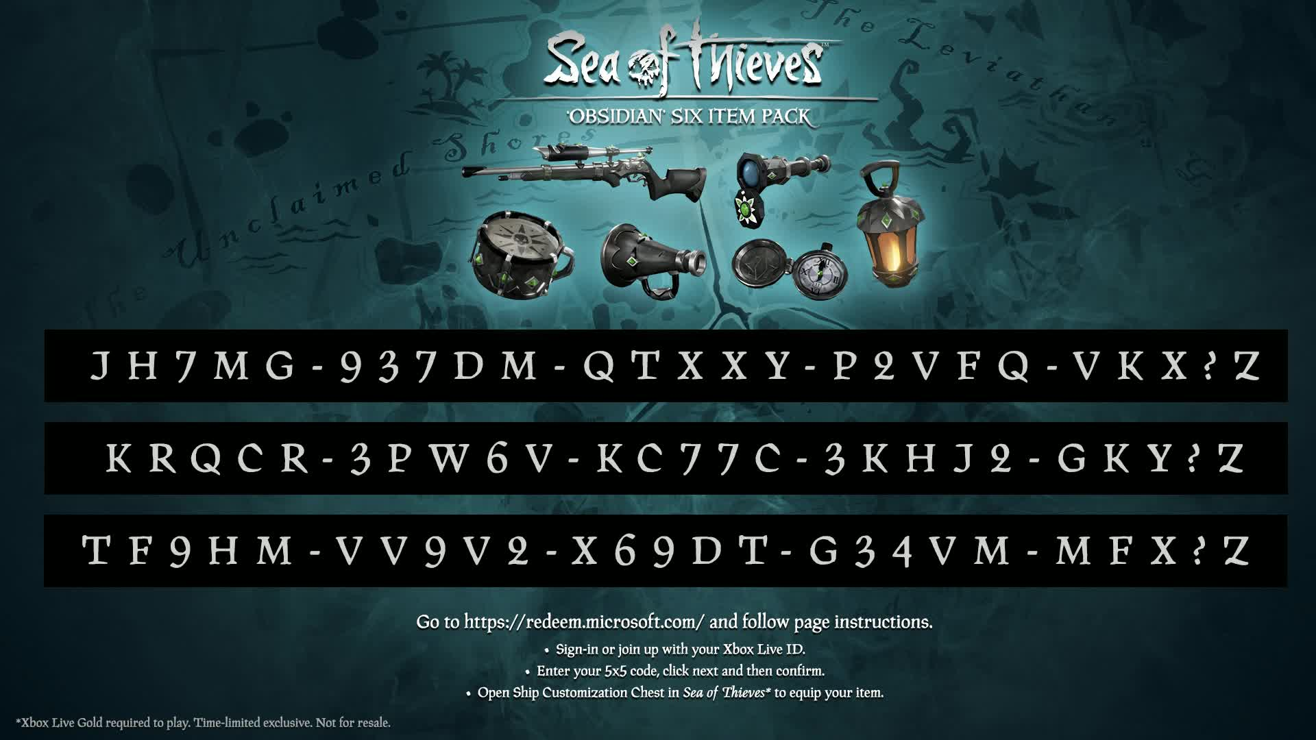 seaofthieves - Sea of Thieves Weekly Stream - The Cursed