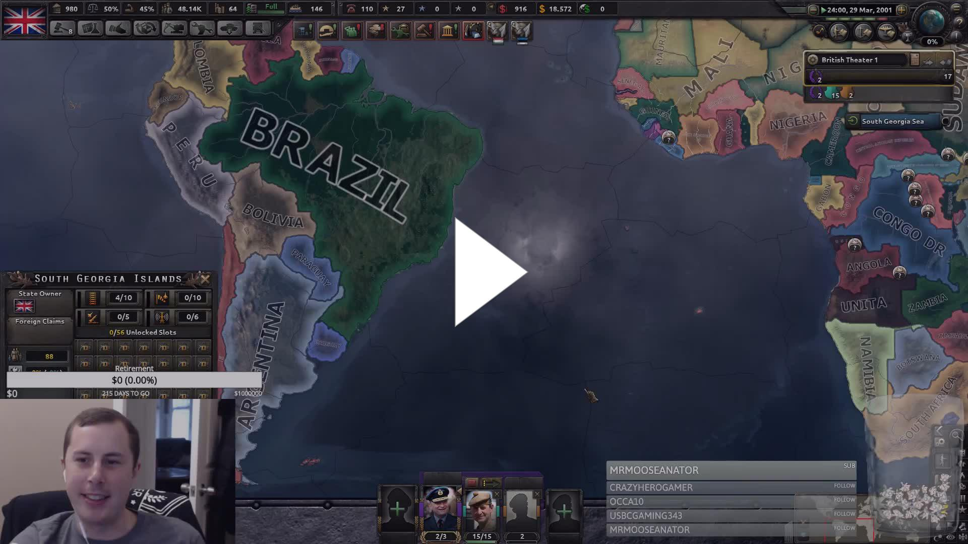 TheRambler146 - Sexy Balding Man Makes an Empire (HOI4