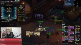 DarkmechX - Bronze Medal Stream +19 WCM - Prot Warrior/Blood