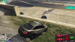 BMX vs Cars