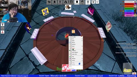 Tabletop Simulator Game Trending EN | Twitch Clips