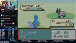 Pokemon Sapphire World Record Attempts