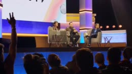 Elon Musk at E3