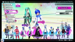 Project Diva Future Tone! The Rhythm Fairy has returned!