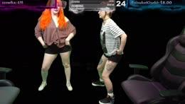 surprise dance partner