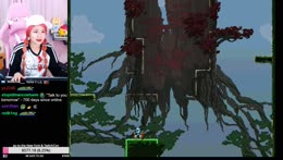 Korean Streamer falls down playing Jump King