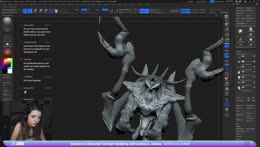 Pixologic - ZBrush 2019 - ZFriends with Ana, Ashley, and Stephen