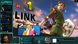 Getting Link Back Into Elite