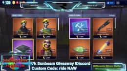RideYT - 🔴Fortnite STW Free Legacy Gun Every INVITE