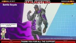 Fame_ArtofWar - PRO BOT ON PS4 PRO!!! WE LIT! use code